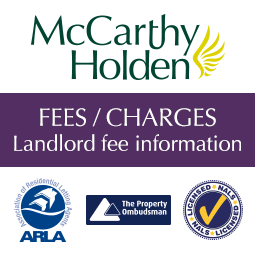Lettings Agents - our landlord fees