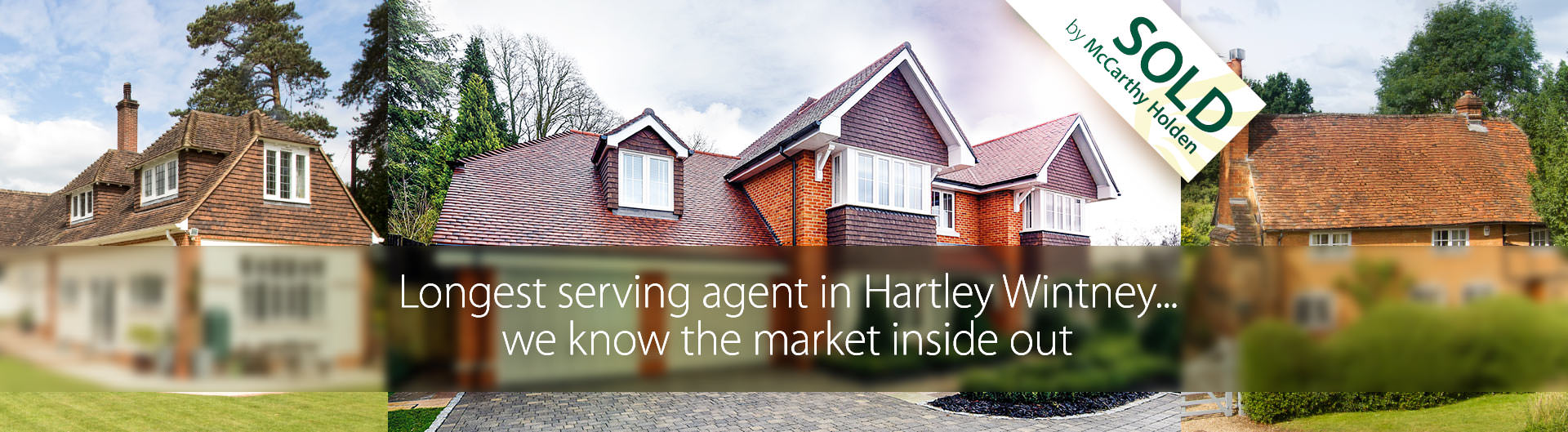 Hartley Wintney estate agents - houses for sale in Hartley Wintney