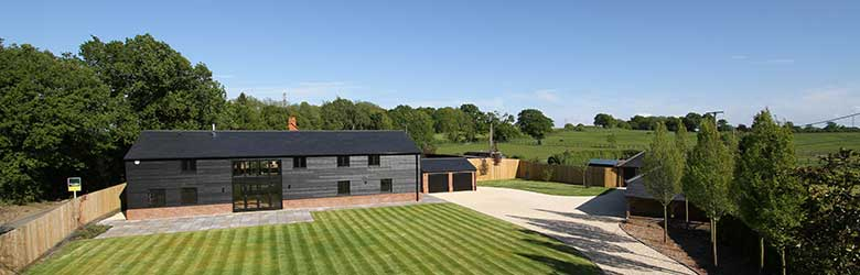 new barn conversion close to Wellington College