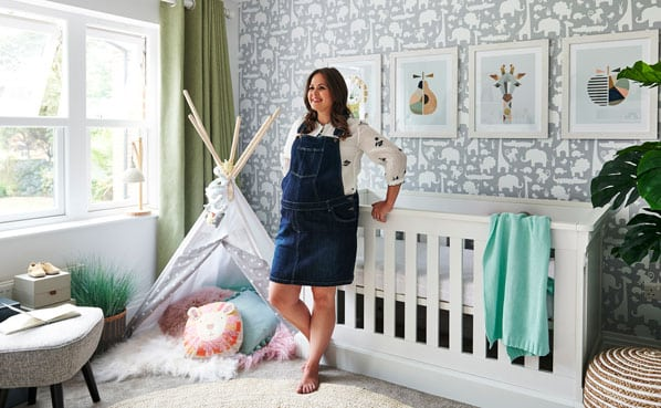 nursery, decoration, Giovanna-fletcher, interior design
