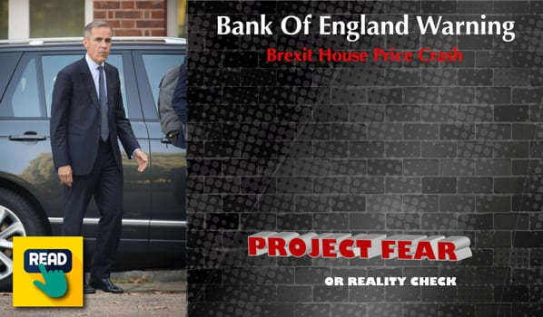 Property Hampshire Warning Bank of England