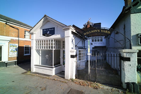 Commercial premises for sale