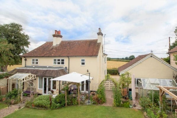 Property sold in Odiham by McCarthy Holden
