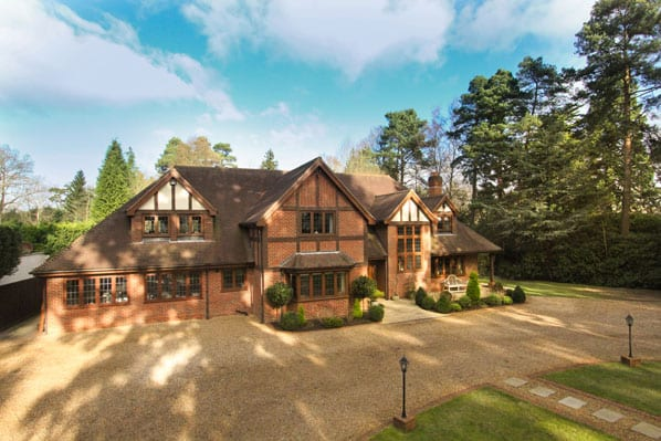 Property sold in Finchampstead by McCarthy Holden