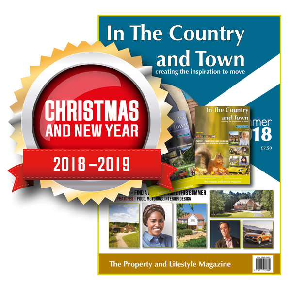 The Christmas and New Year 2019 magazine In The Country & Town