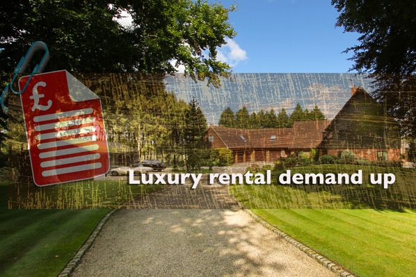 High end rental property