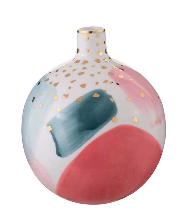 Debenhams Cosmo Painterly Bud Vase