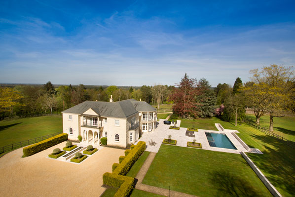 luxury property in Berkshire