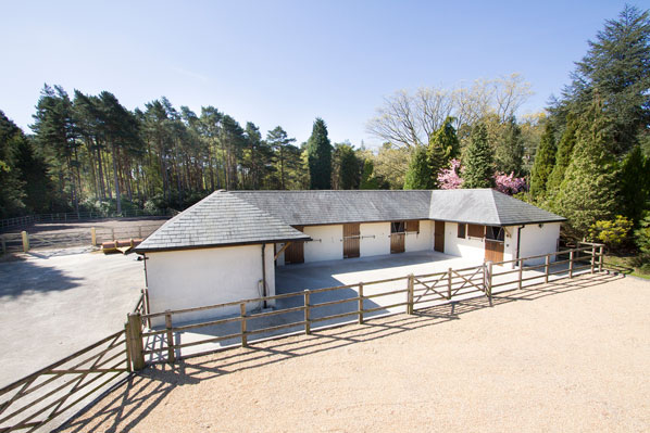 property equestrian facilities