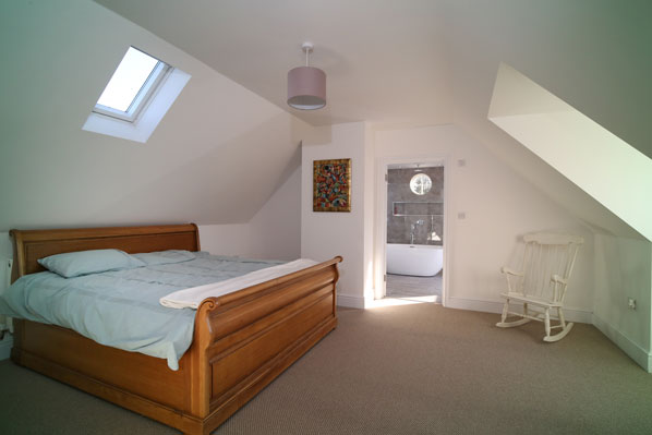 Guest bedroom property for sale