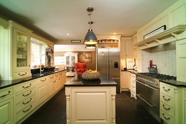 Kitchen property for sale Fleet Hampshire McCarthy Holden estate agents