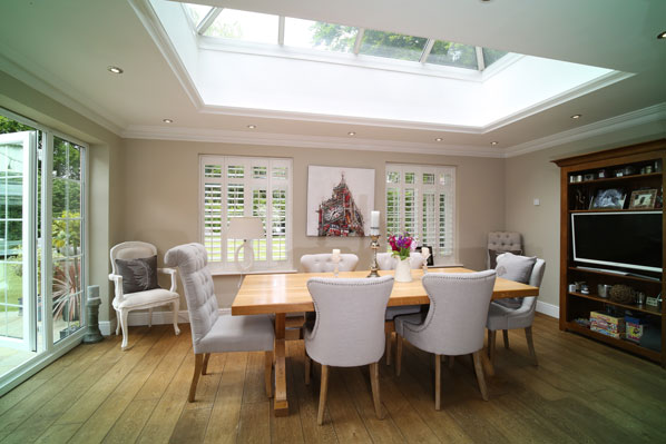 Kitchen diner property for sale Fleet Hampshire McCarthy Holden estate agents