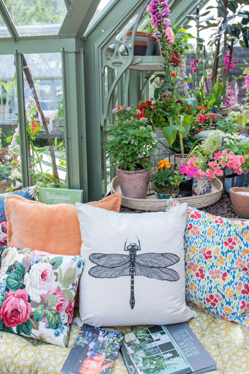 updating your glam greenhouse