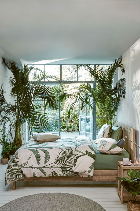 summer bedroom style