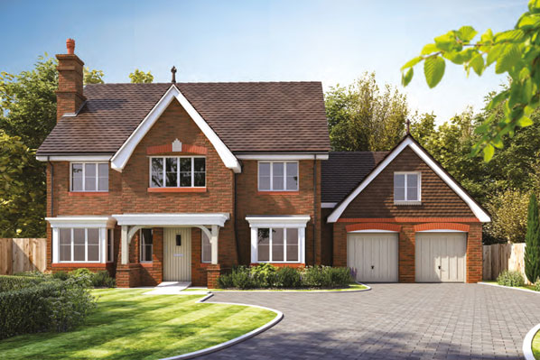 New Homes Property for sale McCarthy Holden estate agents Hampshire