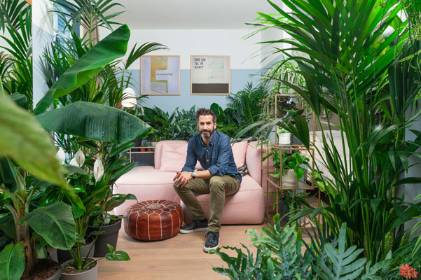 botanical hotel into your home