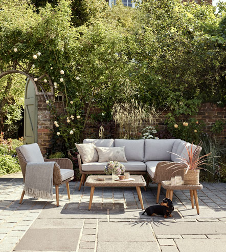 stylish garden upgrades