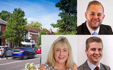 Hartley Wintney Estate Agent