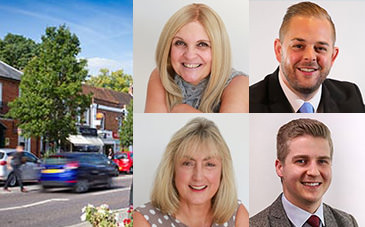 hartley wintney estate agent branch