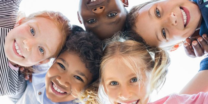 talk to kids about racism