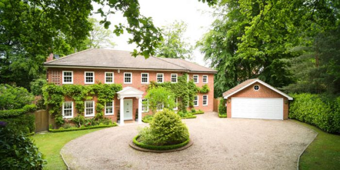 Neo-Gerogian property for sale Fleet Hampshire McCarthy Holden estate agents
