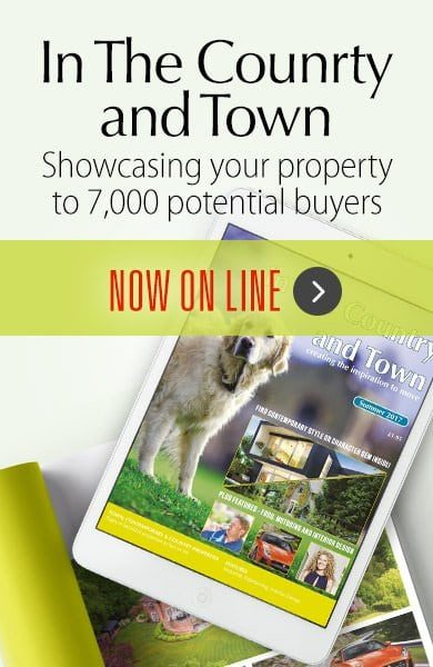 In the Country and town Property magazine